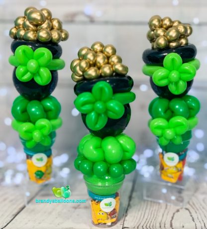 Pot o gold candy cup